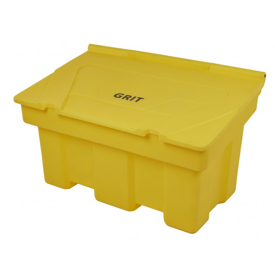 350 Litre Stackable Grit Bin - Various Colours