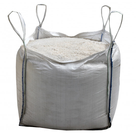 White De-Icing Salt - 1 Tonne Bulk Bag
