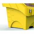 Ultimate Grit Bin 200 Litre Lockable Side View