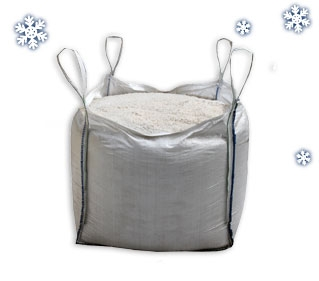 White Winter Salt