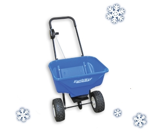 heavy duty grit spreader
